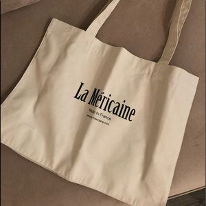 Handbags - beautiful canvas tote from France